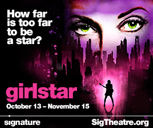 GIVEAWAY: Signature Theatre tickets to see GIRLSTAR