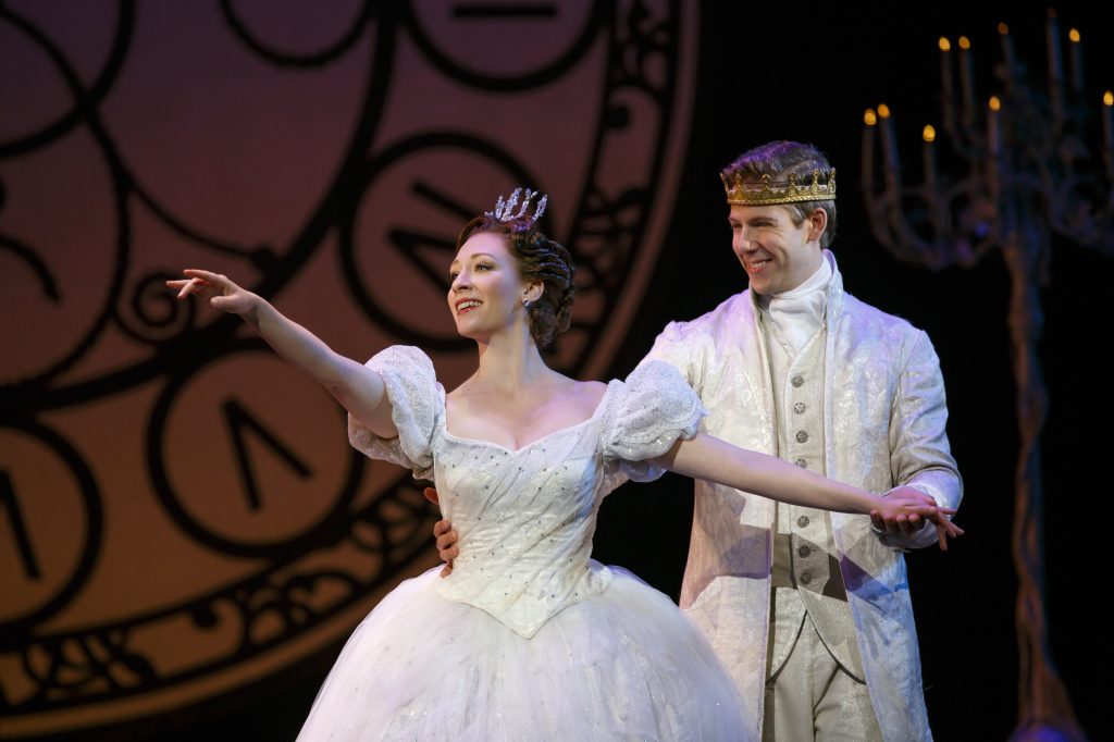 Cinderella at the National Theatre