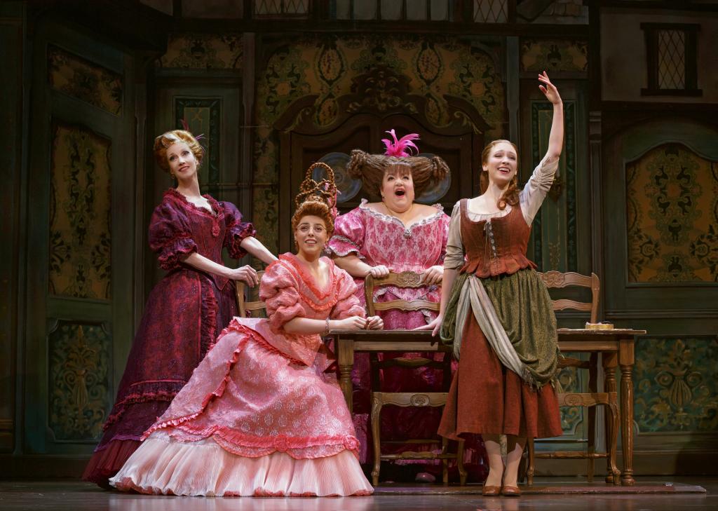 Cinderella at National Theatre