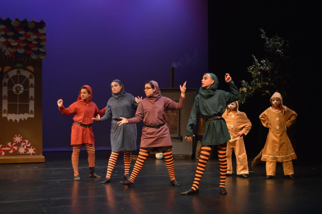 Encore Stage and Studio Hansel and Gretel hobgoblins