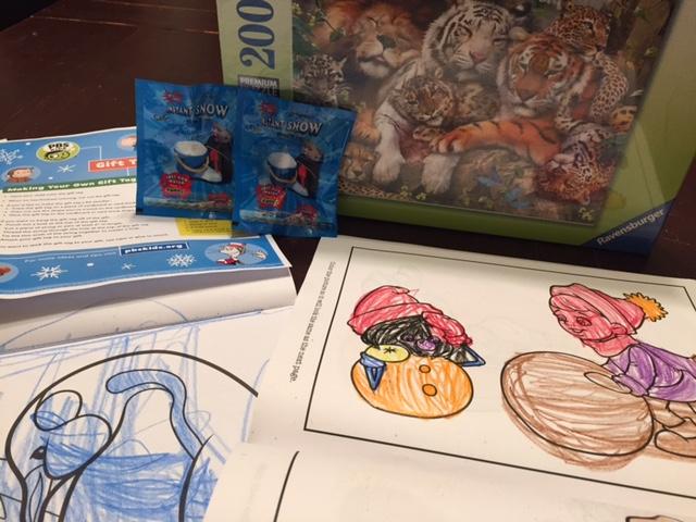 PBS Kids viewing kit