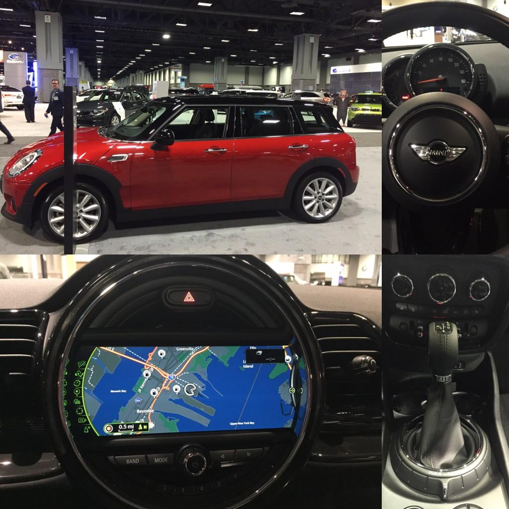 Mini at Washington Auto Show