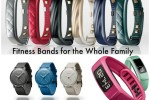 Review: Fitness Bands for the Whole Family