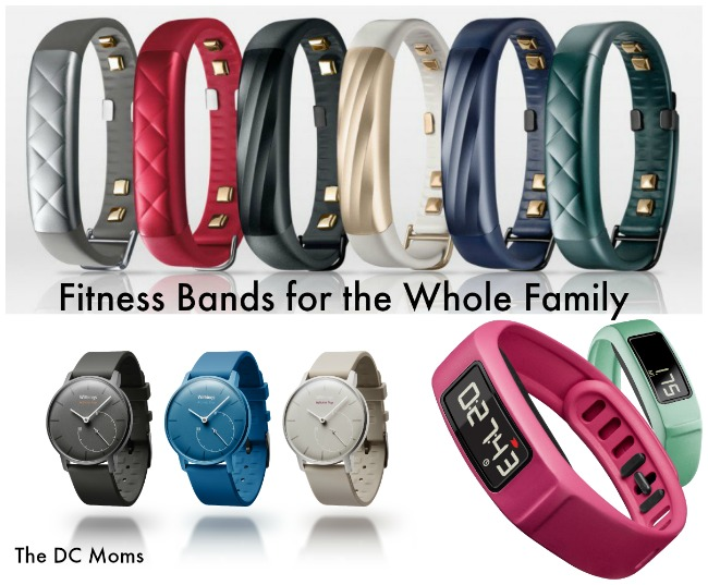 Fitness Bands for the Whole Family