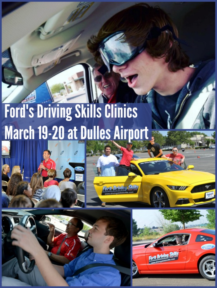 Ford Driving Skills Clinic