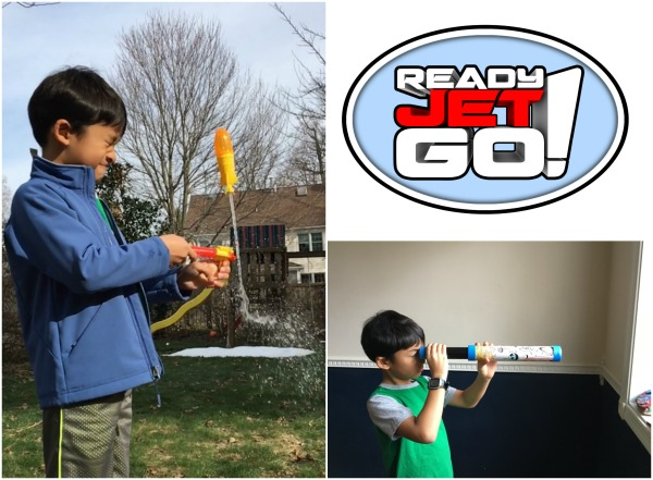 Ready Jet Go activities