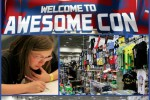 Giveaway: Four Tickets to Family-Friendly Awesome Con