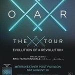 FLASH GIVEAWAY: Upcoming OAR and Train Concerts
