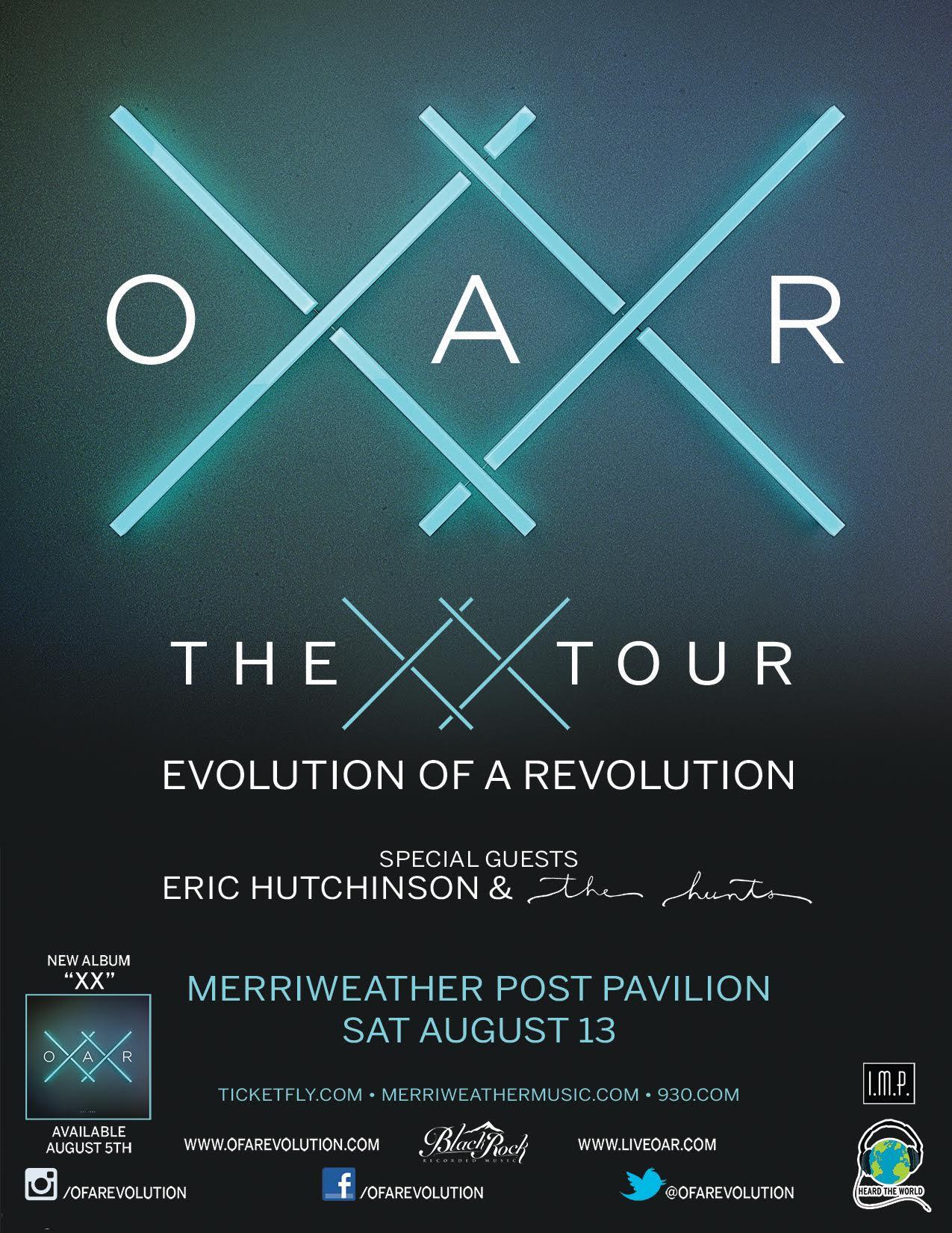 OAR concert