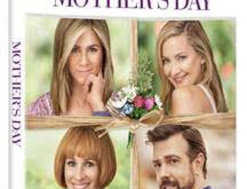 Giveaway: 10 Copies of Mother's Day Blu-ray DVD