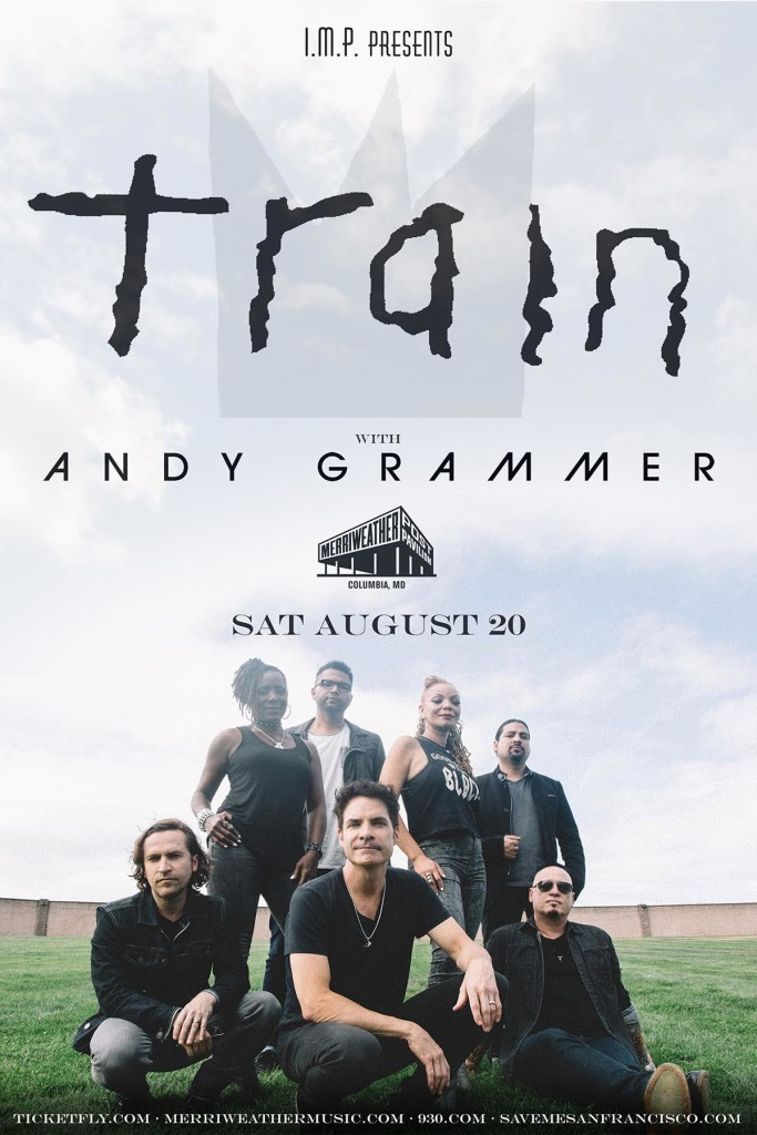 Train with Andy Grammer