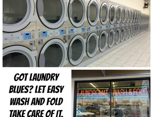 Need Laundry Relief? Try a Wash and Fold