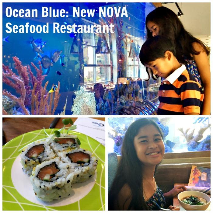 Ocean Blue restaurant