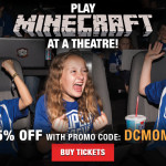 Flash Giveaway to Play Minecraft at iPic Pike & Rose