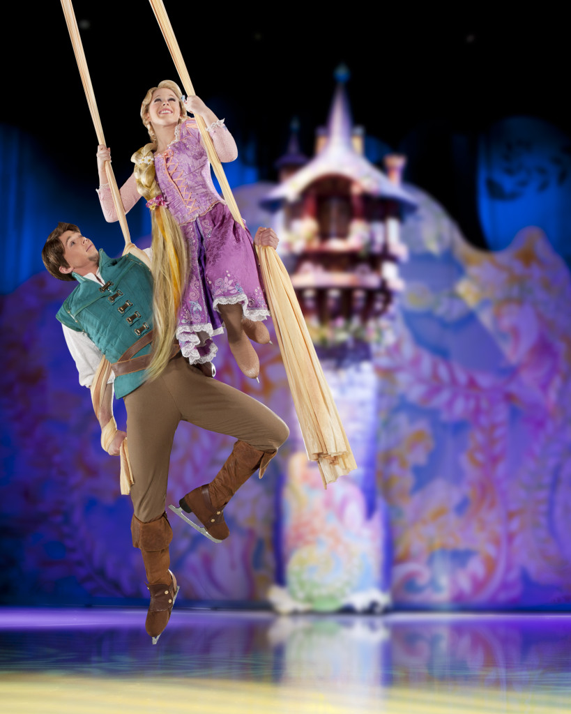 Disney on Ice: Rapunzel and Flynn