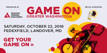 Game on Greater Washington