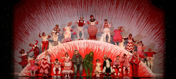 Holiday Show: How the Grinch Stole Christmas