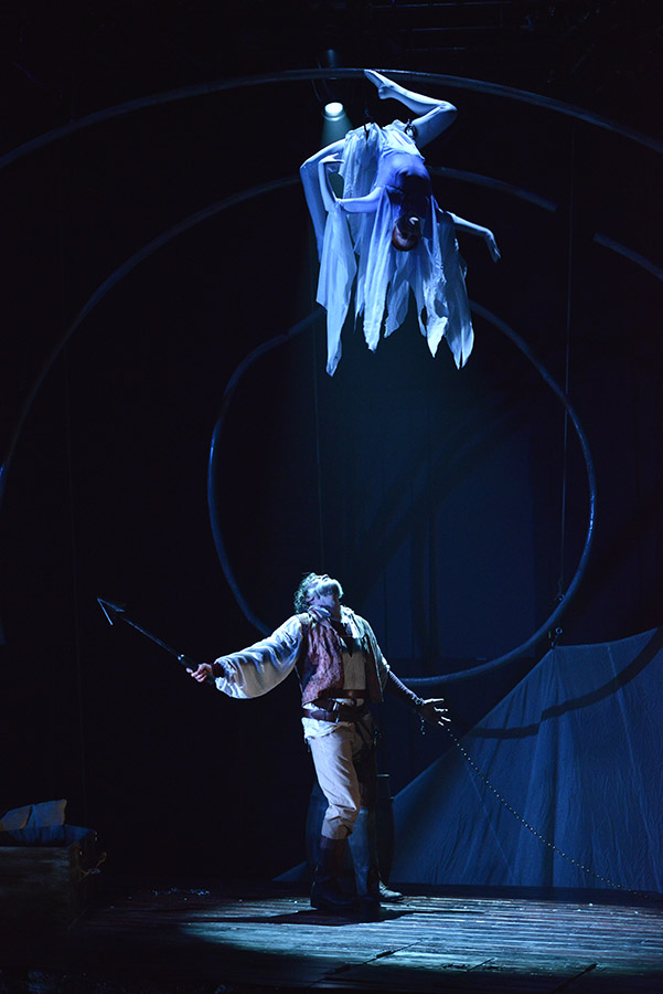 Moby DIck at Arena Stage