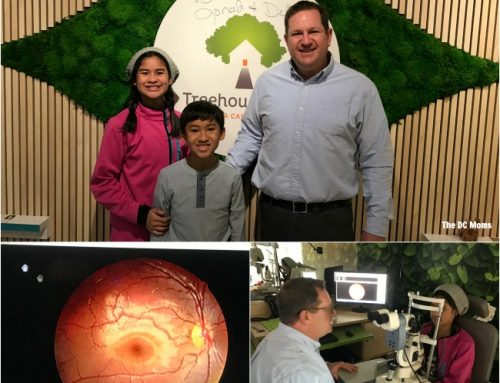 Treehouse Eyes: Where Kids With Myopia Get Care