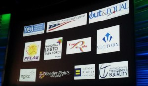 Gender Revolution partners