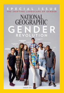 Nat Geo Gender cover group