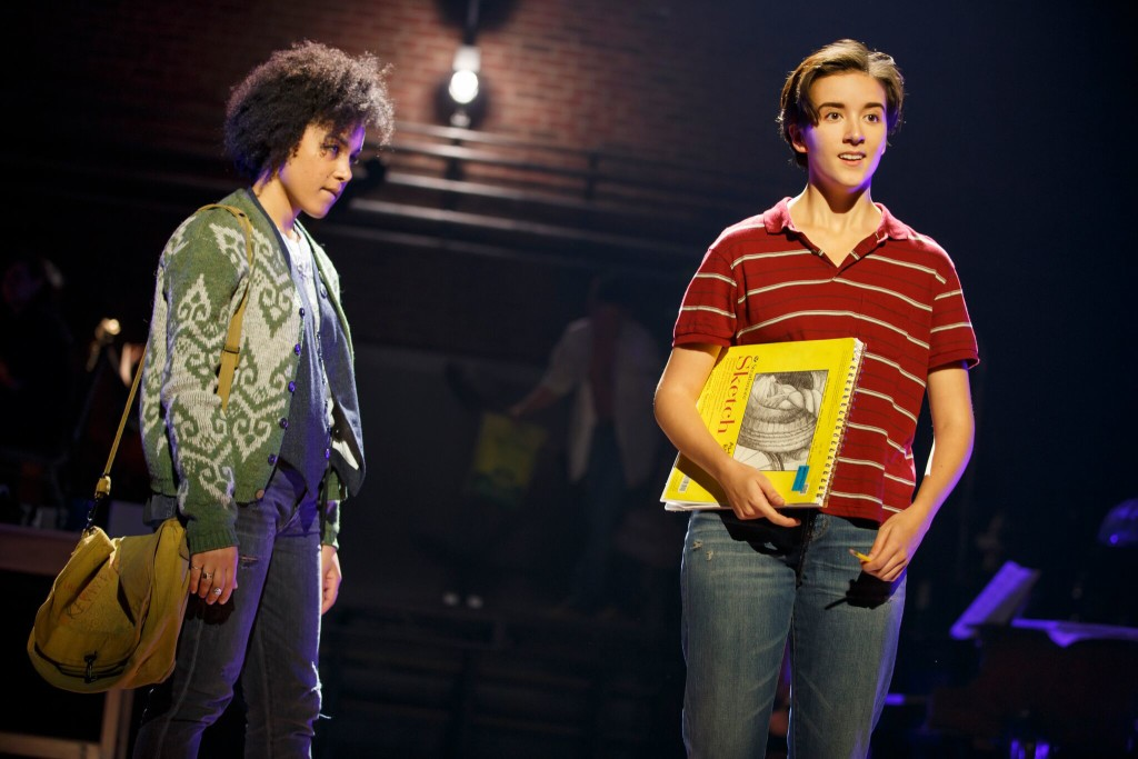 Fun Home at National Theatre