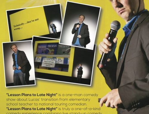 Date Night Giveaway: Comedy Show