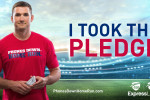 Join Ryan Zimmerman's Phones Down Home Run Pledge