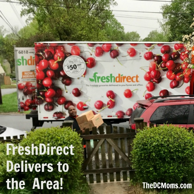 Fresh direct delivery pass promotional giveaways