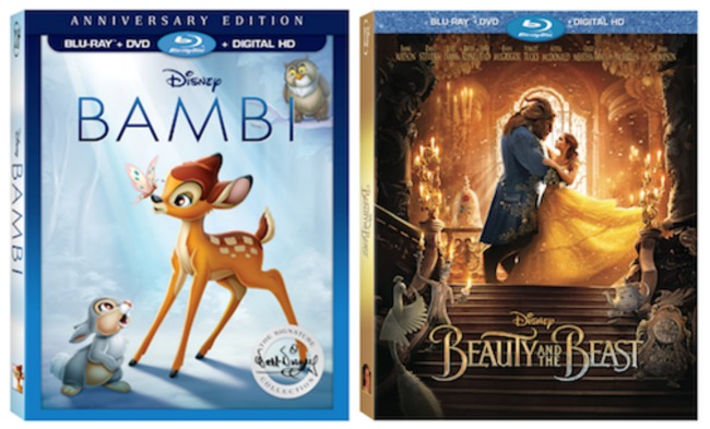 What We're Watching: Bambi & Beauty and the Beast