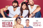 Concert Giveaway: Lady Antebellum at Merriweather Post