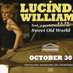 Concert Giveaway: Lucinda Williams at Lincoln Theatre