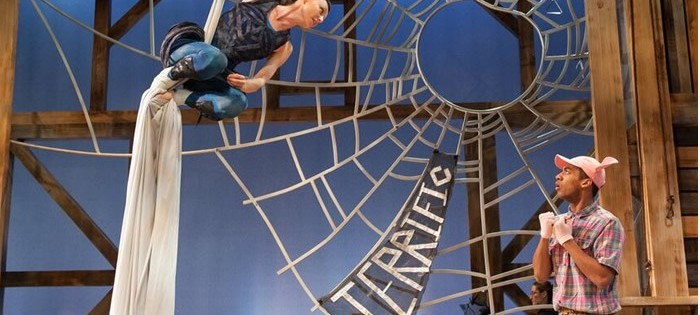 Holiday Family Theater: Charlotte's Web at Imagination Stage