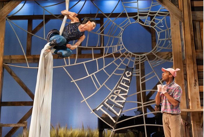 Charlotte's Web at Imagination Stage