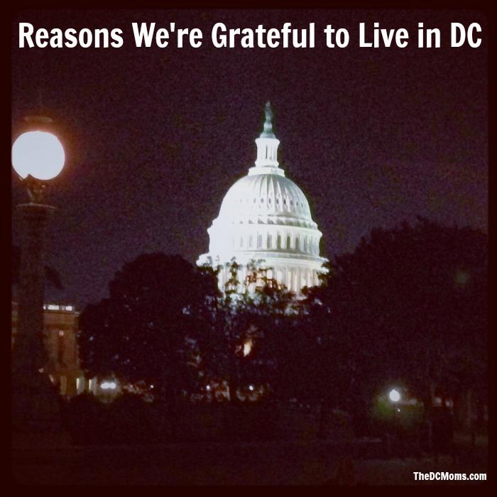 Washington DC for families
