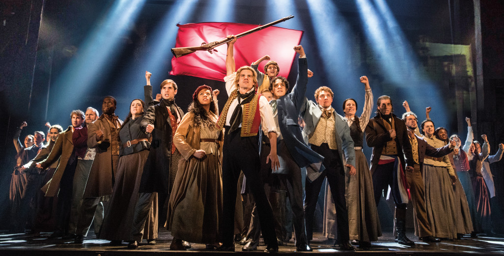 Les Miserables at the National Theatre