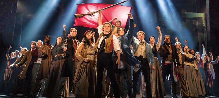 Les Miserables at the National Theatre until Jan. 7