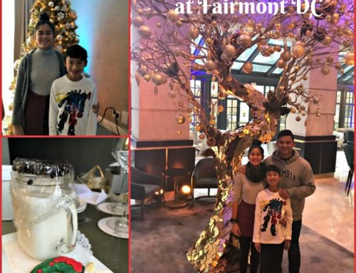 Family Travel: Winter Wonderland at Fairmont DC