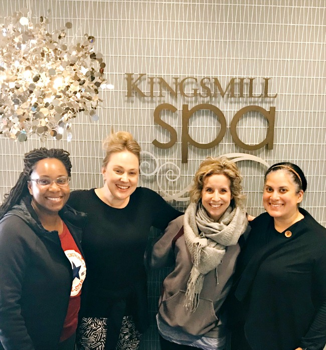 Kingsmill resort spa