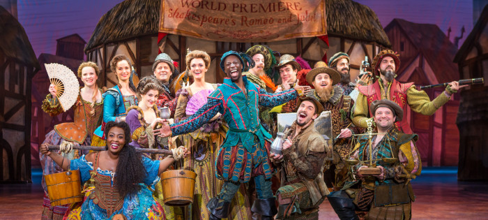 Something Rotten Is Perfect for Musical Fans