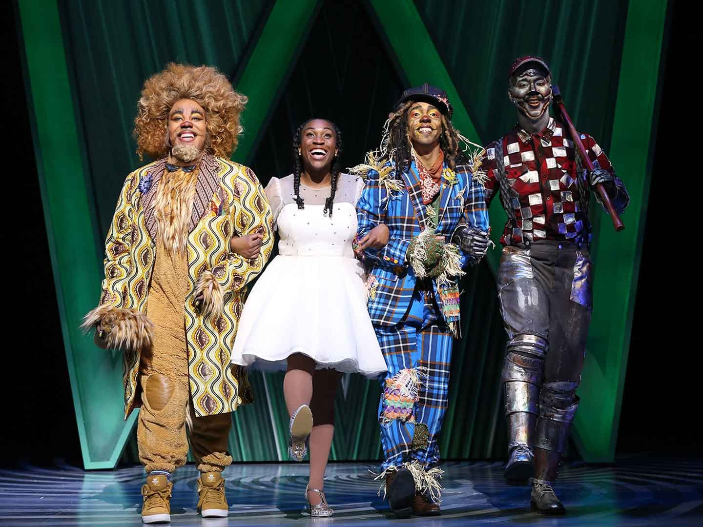 The Wiz at Ford's Theatre