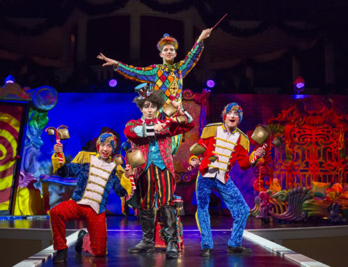 Gaylord Adds Cirque Unwrapped Show to Christmas Festivities