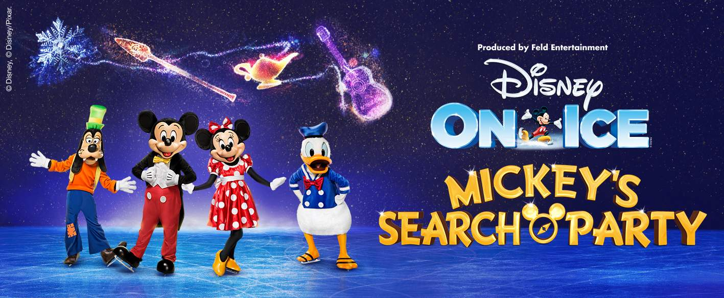 Disney On Ice Mickeys Search Party Review The Dc Moms