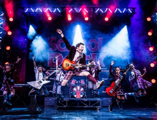 School of Rock at the National Theatre Until Jan. 27