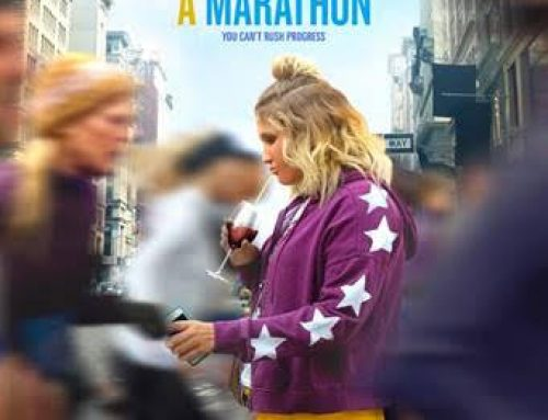 Movie Preview Giveaway: Brittany Runs a Marathon