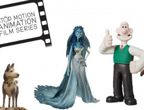 Stop Motion Animation Film Series: Ticket Giveaway