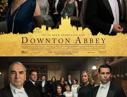 Movie Preview Giveaway: Downton Abbey