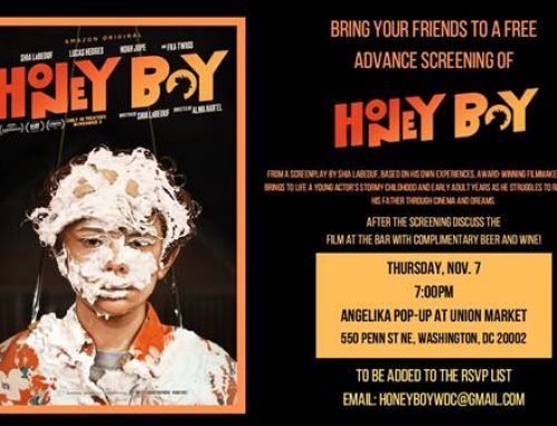 Honey Boy Movie Preview Giveaway