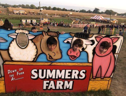 Last Week to Enjoy Summers Farm Fall Festival