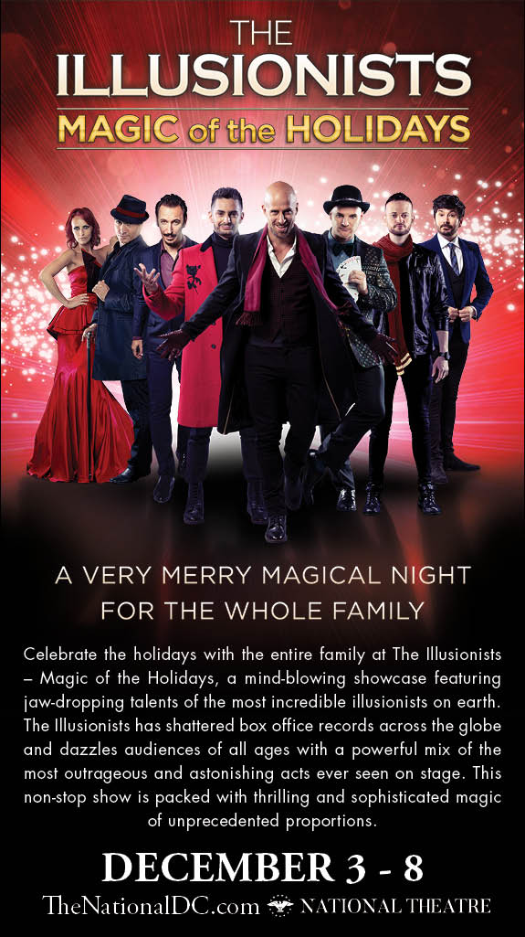 Illusionists Magic of the Holidays